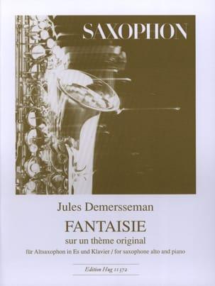 Fantaisie sur un Théme Original Jules Demersseman laflutedepan