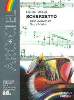 Claude Pascal - Scherzetto - Partition - di-arezzo.co.uk