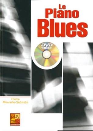 Le piano blues Pierre Minvielle-Sebastia Partition laflutedepan