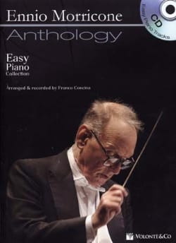 Anthology - Easy Piano Ennio Morricone Partition laflutedepan