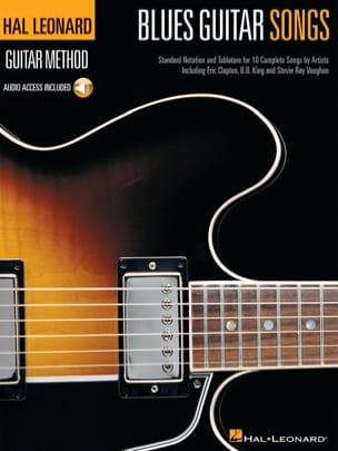 Hal Leonard Guitar Method - Blues Guitar Songs laflutedepan