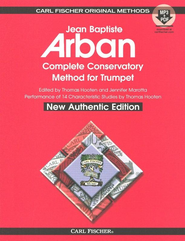 Complete conservatory method for trumpet - laflutedepan.com