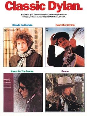 Classic Dylan - 4 Albums Bob Dylan Partition Pop / Rock - laflutedepan