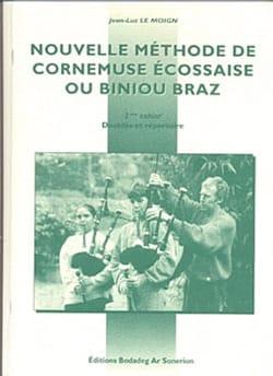 Nouvelle Méthode de Cornemuse Ecossaise ou Biniou Braz Volume 2 laflutedepan