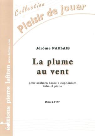 La Plume au Vent Jérôme Naulais Partition Tuba - laflutedepan