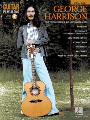Guitar Play-Along Volume 142 - George Harrison laflutedepan