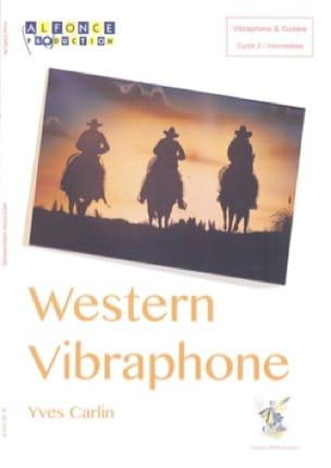 Western Vibraphone - Yves Carlin - Partition - laflutedepan.com