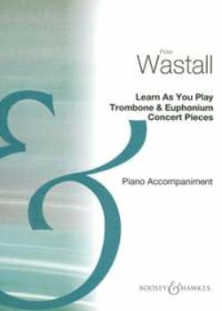 Learn as you play - Accompagnement Piano Peter Wastall laflutedepan
