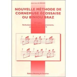 Nouvelle Méthode de Cornemuse Ecossaise ou Biniou Braz Volume 3 laflutedepan