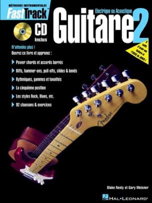Fast Track Guitare 2 - Edition française laflutedepan