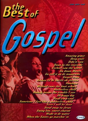 The Best Of Gospel - Partition - Jazz - laflutedepan.com