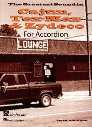 Cajun, Tex-Mex & Zydeco Mark Sohngen Partition laflutedepan