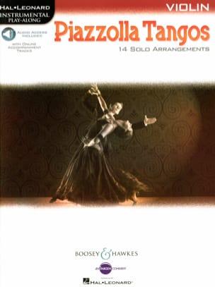Piazzolla Tangos Astor Piazzolla Partition Violon - laflutedepan