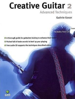 Creative Guitar 2: Advanced Techniques - laflutedepan.com