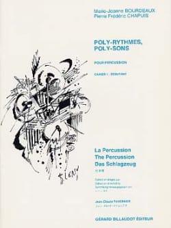 Poly-Rythmes, Poly-Sons Cahier 1 - Débutant laflutedepan