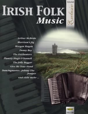 Irish Folk Music Partition Accordéon - laflutedepan