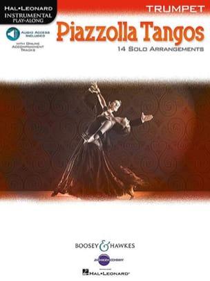 Piazzolla Tangos Astor Piazzolla Partition Trompette - laflutedepan