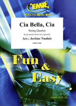 Bella Ciao - Quatuor à cordes Traditionnel Partition laflutedepan