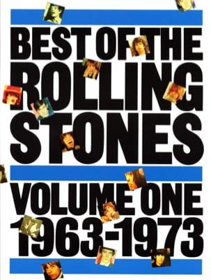 Best Of Volume 1 - 1963-1973 ROLLING STONES Partition laflutedepan