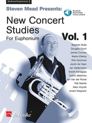 New Concert Studies Volume 1 Sol Partition Tuba - laflutedepan