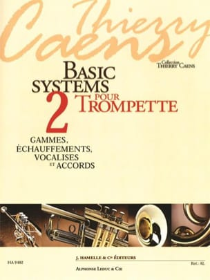 Basic Systems 2 - Gammes... Thierry Caens Partition laflutedepan