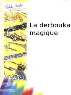 La Derbouka Magique Alain Bouchaux Partition laflutedepan