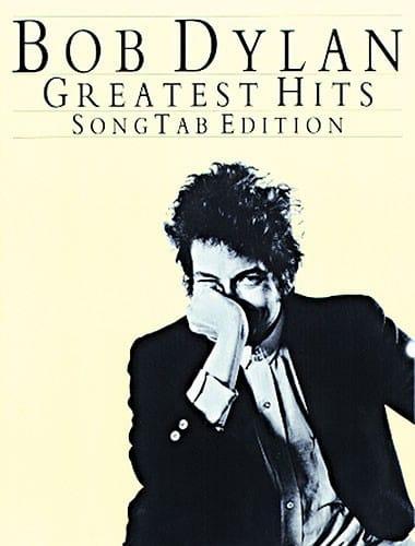 Greatest Hits Song Tab Edition - Bob Dylan - laflutedepan.com