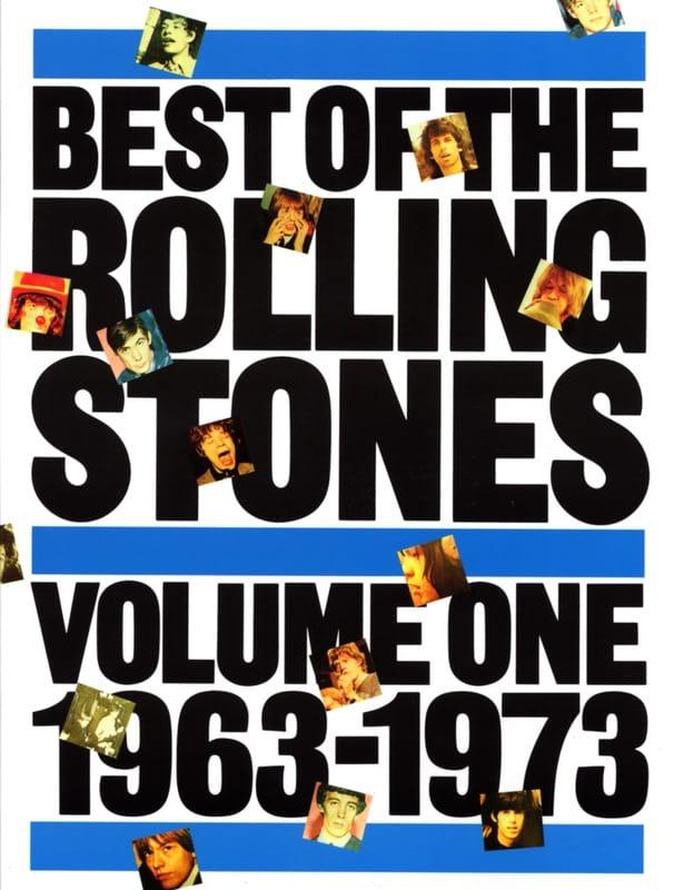 Best Of Volume 1 - 1963-1973 - ROLLING STONES - laflutedepan.com