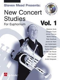 New Concert Studies Volume 1 Fa - Partition - laflutedepan.com
