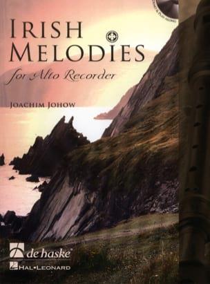 Irish Melodies Joachim Johow Partition Flûte à bec - laflutedepan