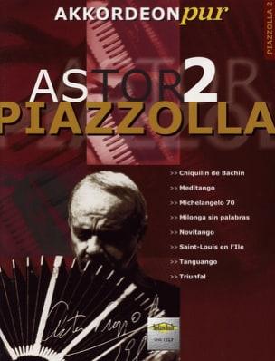 Akkordeon Pur - Astor Piazzolla 2 Astor Piazzolla laflutedepan
