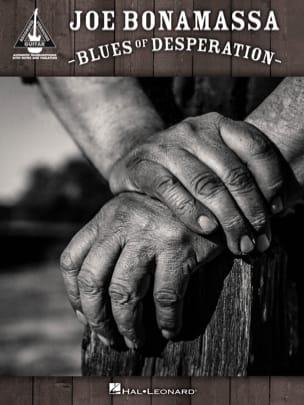 Blues of Desperation - Joe Bonamassa - Partition - laflutedepan.com