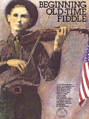 Beginning Old Time Fiddle - Partition - Violon - laflutedepan.com