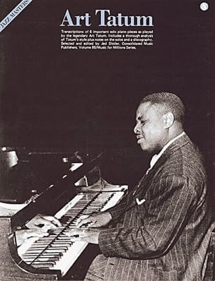 Jazz Masters Art Tatum Partition Jazz - laflutedepan