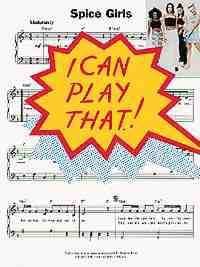 I Can Play That! - Girls The Spice - Partition - laflutedepan.com