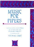 Music For Pipers Volume 2 Michael Grey Partition laflutedepan