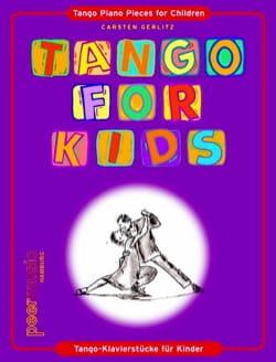 Tango For Kids Carsten Gerlitz Partition laflutedepan