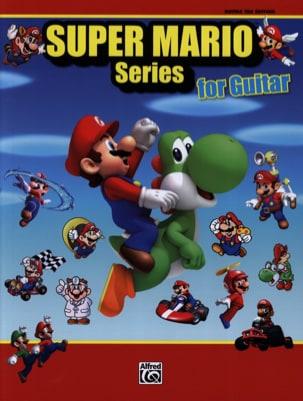 Musique de Jeux Vidéo - Super Mario Series for Guitar - Partition - di-arezzo.fr