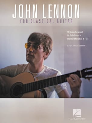 John Lennon - John Lennon for classical guitar - Partition - di-arezzo.com