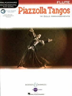Piazzolla Tangos Astor Piazzolla Partition laflutedepan