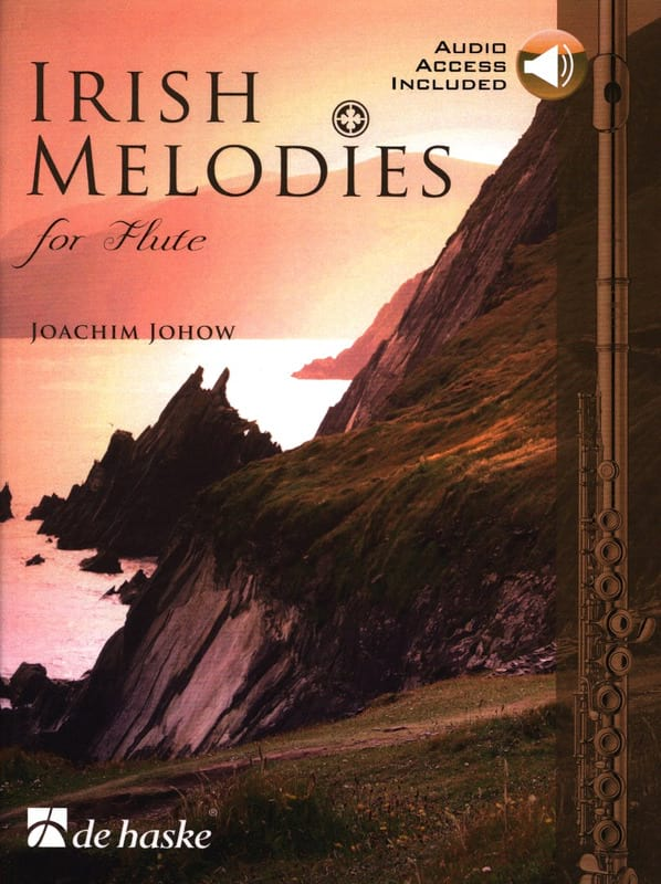 Irish Melodies for flute - Joachim Johow - laflutedepan.com