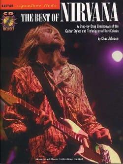 The Best Of Nirvana Nirvana Partition Pop / Rock - laflutedepan