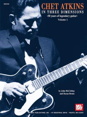 In Three Dimensions Volume 1 Chet Atkins Partition Jazz - laflutedepan
