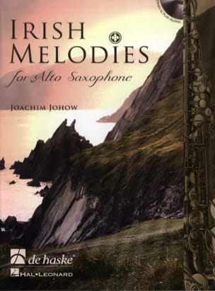 Irish Melodies for saxophone alto Joachim Johow Partition laflutedepan