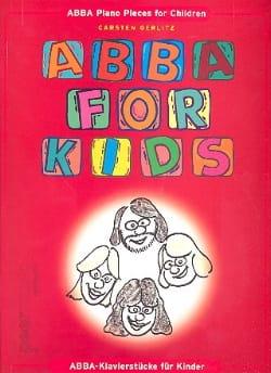 Abba For Kids - ABBA - Partition - Pop / Rock - laflutedepan.com