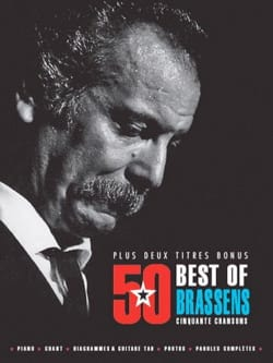 50 Best Of - Brassens - Georges Brassens - laflutedepan.com