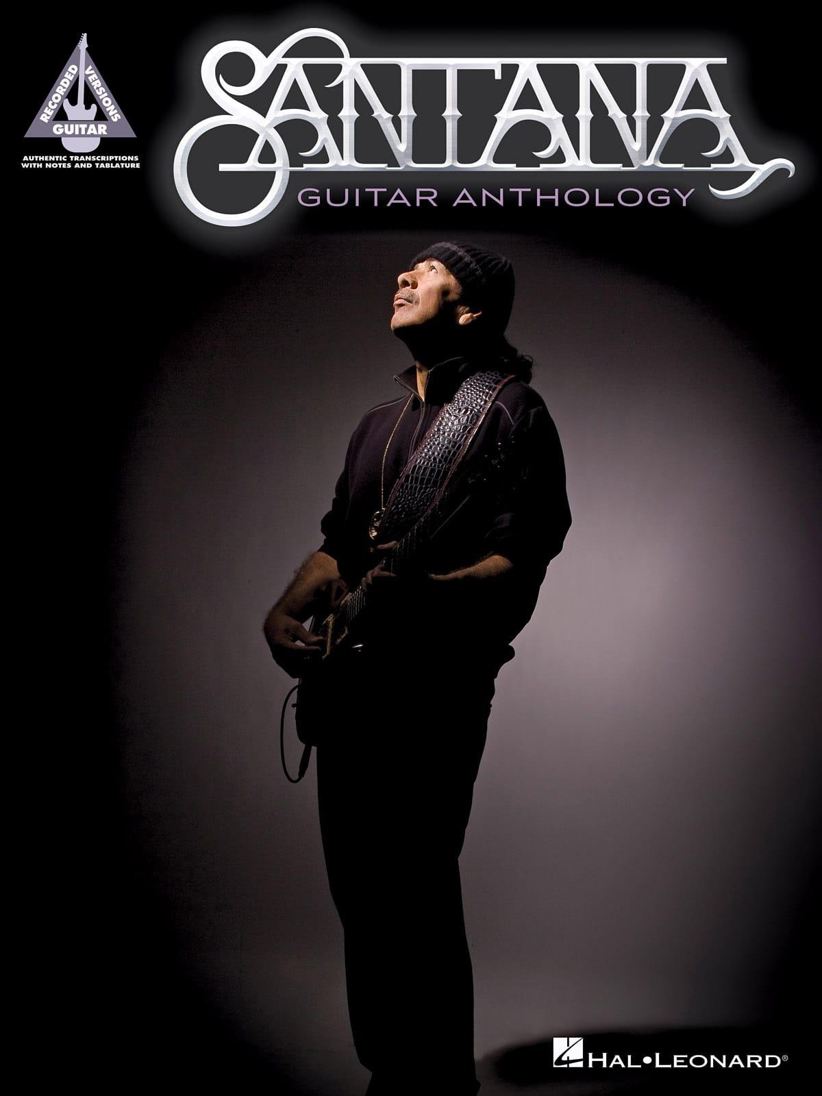 Santana Guitar Anthology - Carlos Santana - laflutedepan.com