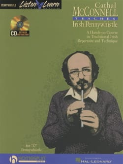 Irish Pennywhistle Connell Cathal Mc Partition laflutedepan