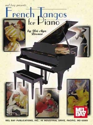 French Tangos For Piano Partition Musique du monde - laflutedepan