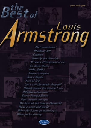 The Best Of Louis Armstrong Louis Armstrong Partition laflutedepan